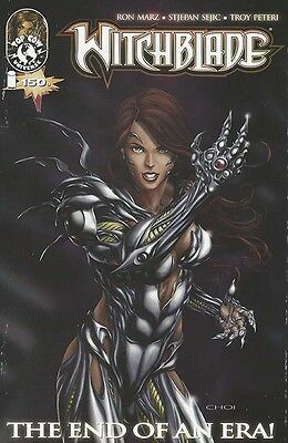 Witchblade (The End Of An Era) #150 - 2011