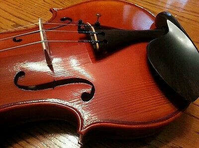 Old French Style Violin 4/4 Paul Bailey 1908 With Case and Bow