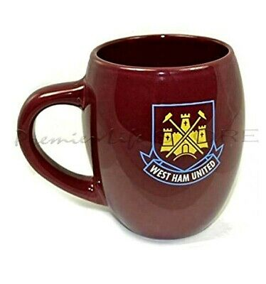 West Ham United F.C. Tea Tub Mug Official Football Sports Christmas Birthday