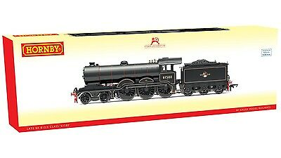 Hornby R3432 BR (Late) B12 Class Locomotive No. 61580 - NEW