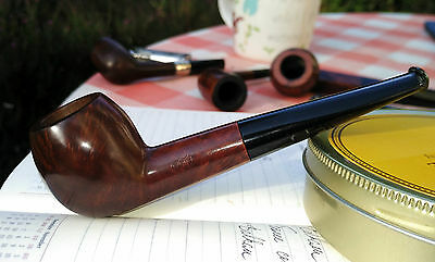Unsmoked DBL pipe from c.1914