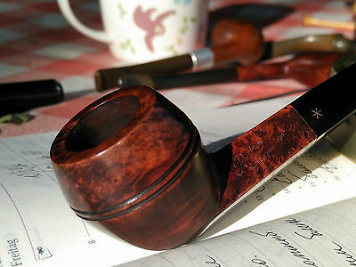 Unsmoked Rotor pipe c.1914 LONDON MADE