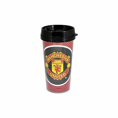 Manchester United Official Travel Mug