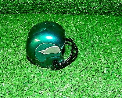 Vintage Philadephia Eagles Mini Football Helmet Gumball 80s NFL