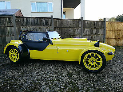 2002 Westfield SE Widebody Zetec well tuned, and quick! no PX or SWAP