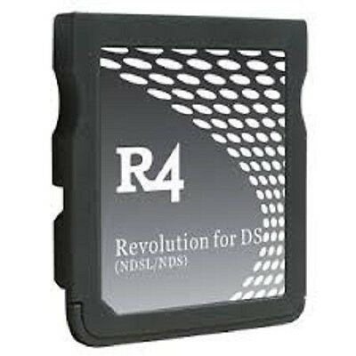 R4 SDHC card for nintendo ds lite - nds - games - next day delivery