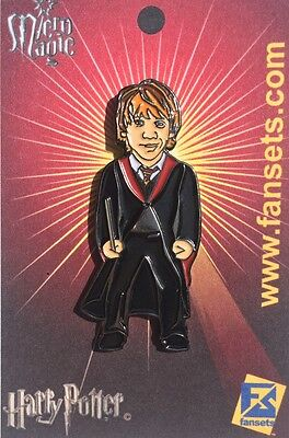 Harry Potter Ron Weasley Robes Collectors Pin Licensed FanSets MicroMagic
