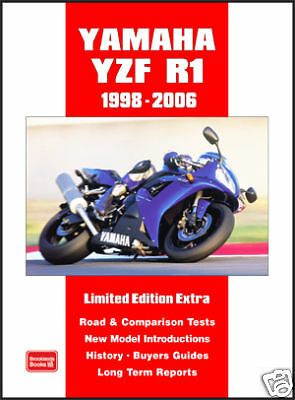Yamaha R1 YZF-R1 1998-2006 Owners & Buyers Guide YZFBX2 NEW