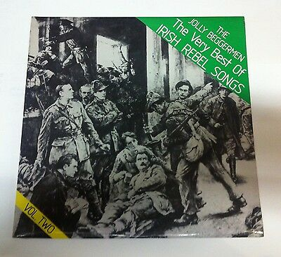 The Jolly Beggarmen. The very best of Irish Rebel Songs, Vol.two. Circa 007. lp