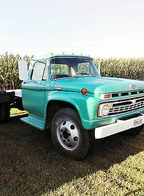 1966 Ford Other Single cab pickup 1966 FORD  F600 Pickup Truck