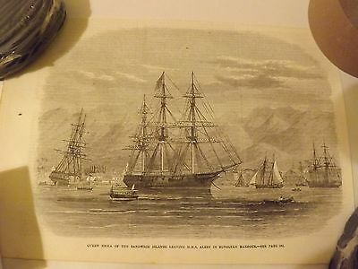 The Illustrated London News Article - HMS Alert