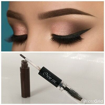 Brow Kit Eyebrow Make Up  Tint Available in Brown ,Darkbrown ,Black