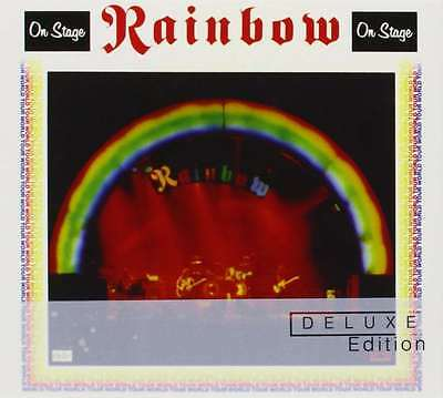 Rainbow-On Stage CD Deluxe Edition  New