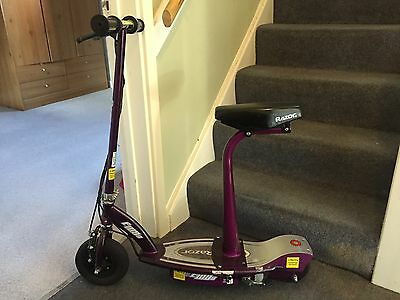 Razor E100s Scooter (With Seat)