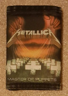 Metallica Wallet Master Of Puppets
