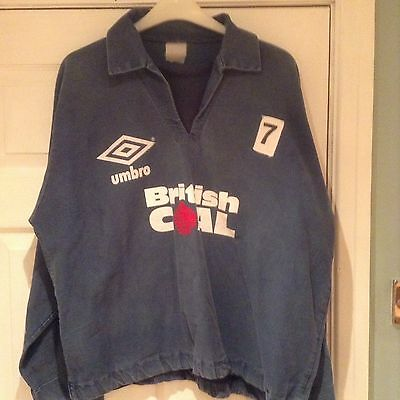 Rare Great Britain Rugby League Player Worn Umbro Training Top
