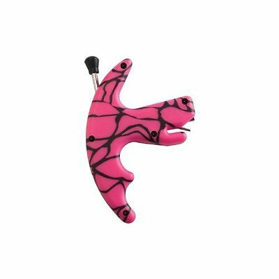 Allen Archery Compact Thumb Activated Release Aid- Pink