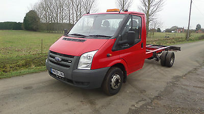 transit chassis cab ideal recovery