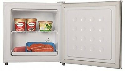 Small Mini Compact Chest Under Table Top Counter Desktop Freezer 32 Litre