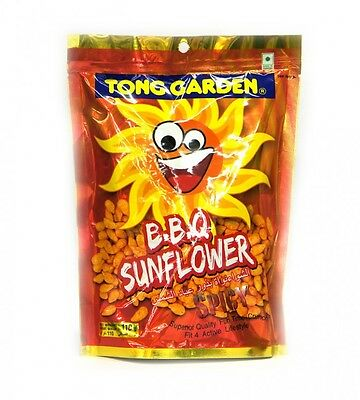 TONG GARDEN SUNFLOWER SEED WITH FLAVOR 10pcs/pack - It's Crunchy Time...!!!!