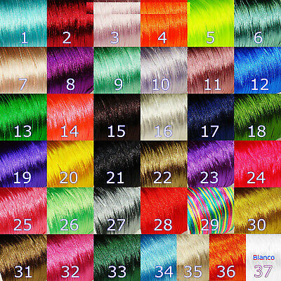 20 Metres Thread Tail Mouse 1mm  A197  Colours a Choose Thread Fio Beading Cord