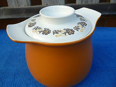 Vintage 1970's Poole Pottery Tureen , 'Desert Song ' , VGC.