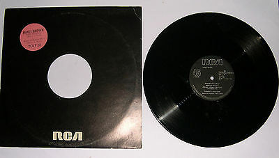 "James Brown - Rapp Payback (Where Iz Moses) Parts 1 & 2 - 12""Single 1980"