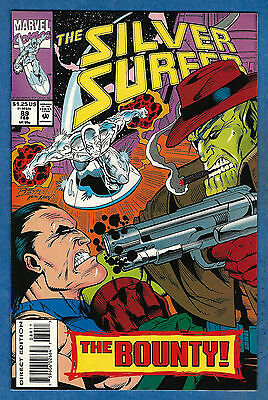 THE SILVER SURFER # 89 - Marvel 1993 (vf)
