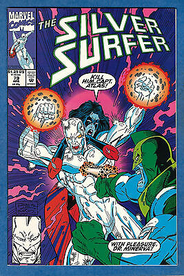 THE SILVER SURFER # 79 - Marvel 1993 (vf-)