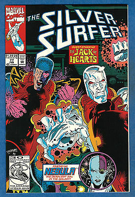 THE SILVER SURFER # 77 - Marvel 1993 (vf)