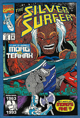 THE SILVER SURFER # 80 - Marvel 1993 (vf)