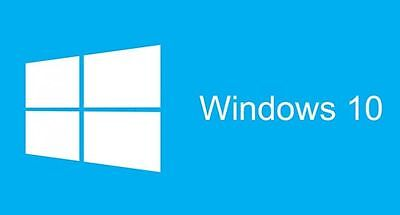 Scrap Pc/Laptop with Genuine Windows 10 Home 32/64 bit COA Product Key