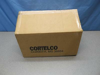 Lot (100) Cortelco 9' Coil Phone Telephone Cord for 2500, 2554, 901844-108-PAK
