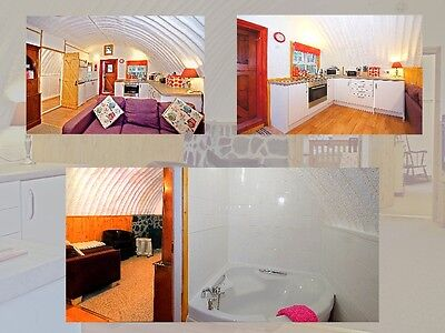 Quirky self catering holiday 27th Jan - 3rd Feb Cornwall, dogs really welcome