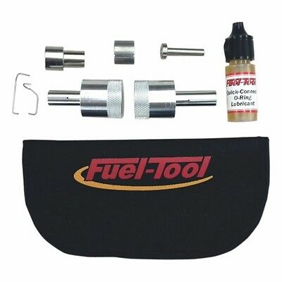 Fuel Tool Fuel Check Valve Rebuild Kit Installation Tool for 01-16 Harley MC400