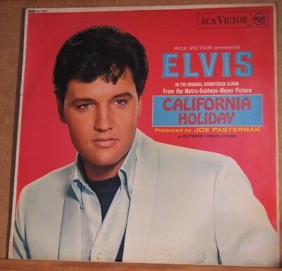 Elvis Presely - California Holiday Rca Rd-7820