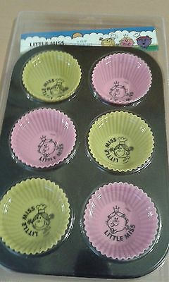 Little Miss 6 Cup Muffin Set