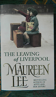 THE LEAVING OF LIVERPOOL new book free UK P&P