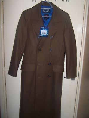 DR WHO LADIES COAT THE 10th DOCTOR