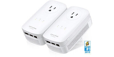 TP-LINK TL-PA8030P Kit AV1200 Gigabit Powerline Adapter - 114956