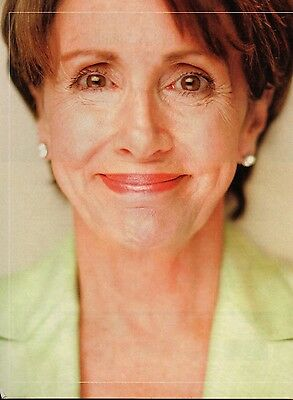 Nancy Pelosi 1 Page Clipping