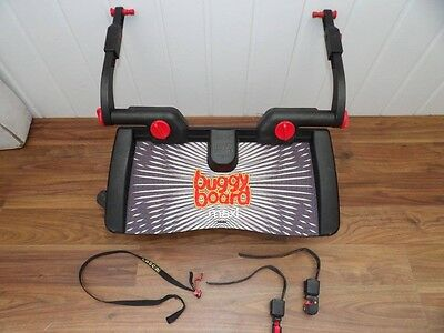 lascal buggy board maxi With Uncut Straps