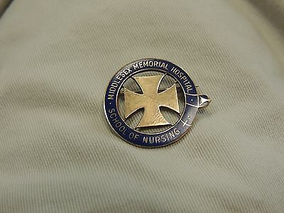 Middlesex Memorial Hospital School of Nursing 10k Pin