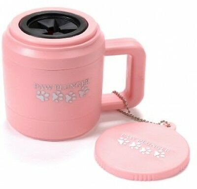 Paw Plunger For Dogs, Petite - Pink