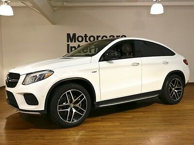 2016 Mercedes-Benz GLE450 AMG Coupe 2016 Mercedes Benz GLE450 AMG Coupe