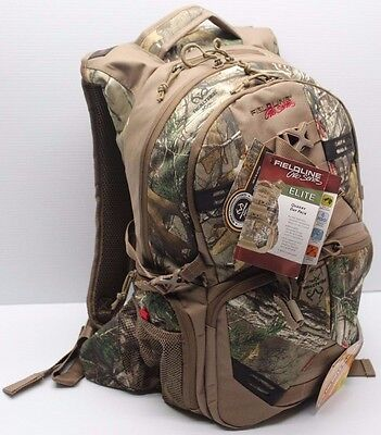 FIELDLINE Pro Series Quarry DayPack - HUNTING Back Pack - RIFLE & BOW SLING NEW!