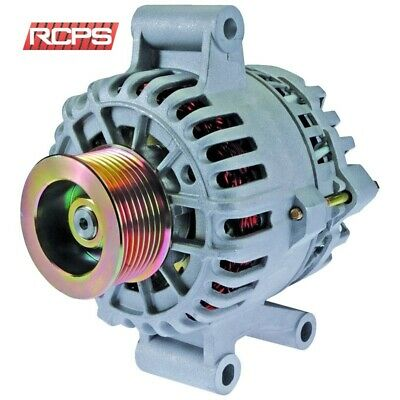 New Alternator For 7.3L 99-01 Ford F-250 Thru F-550 Super Duty, 00-01 Excursion