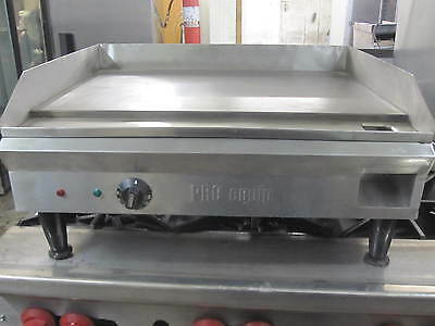 Pro Equip PA10301A Electric Countertop Griddle