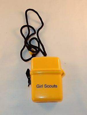 Girl Scouts Dry Water Tight  Storage Box