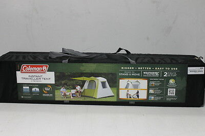 New Coleman Instant Traveller 4 Person Tent